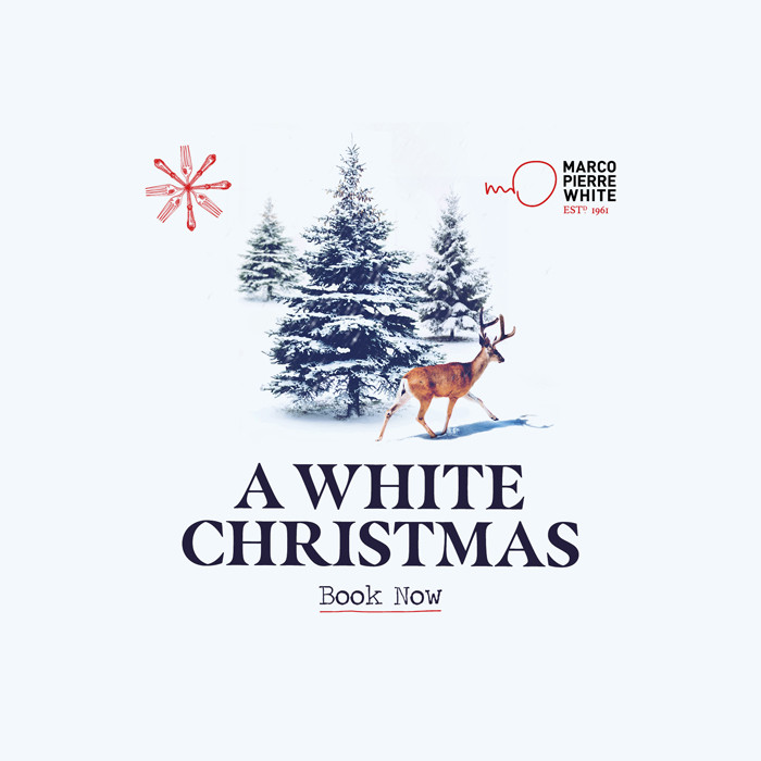Offers | A Merry & White Christmas - New Road Hotel